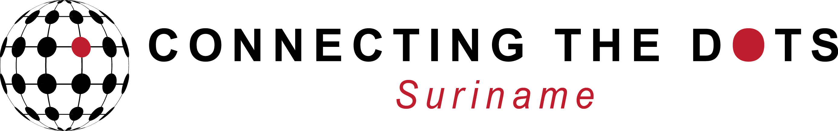 Connecting The Dots Suriname - CTDSur - Logo
